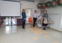Profesinės kvalifikacijos tobulinimo kursai Šiaulių reabilitacijos centre