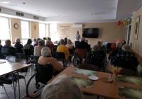 Tradicinis susitikimas su senjorais globos namuose